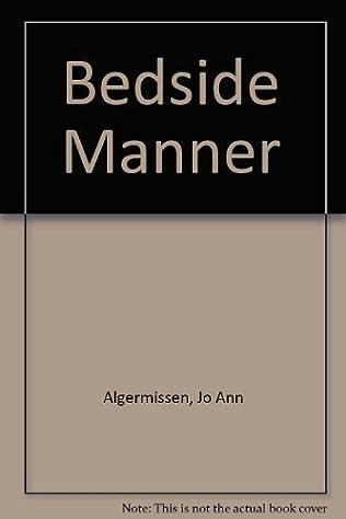 book cover of Bedside Manner