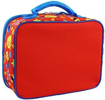Sesame Street Elmo Toddler Boys Soft Insulated Lunch Box B18SS39356