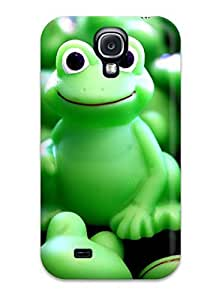 S4 Scratch-proof Protection Case Cover For Galaxy/ Hot Froggy Toys Phone Case by lolosakes