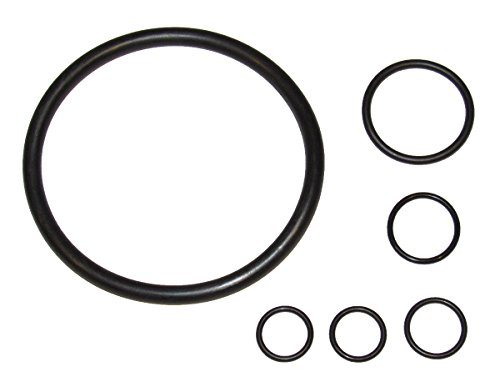 RainSoft EC4, EC5, TC, Gold Series O-Ring Kit by Captain O-Ring (10258, 17888, 17889, 17958, 13329) by Captain O-Ring LLC