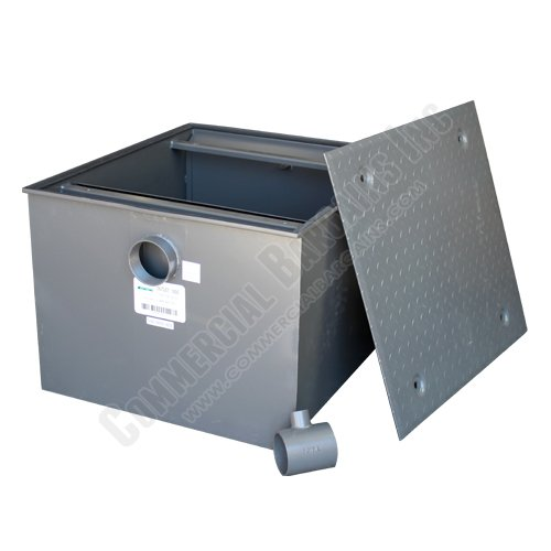 WentWorth 150 Pound Grease Trap Interceptor 75 GPM Gallons Per Minute WP-GT-75 by Wentworth