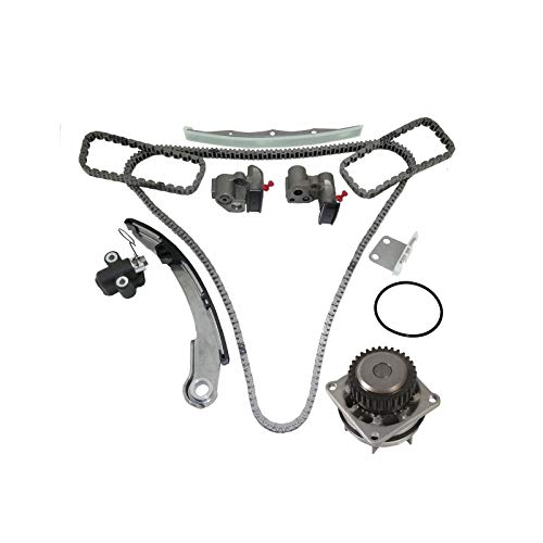 2005 nissan maxima water pump kit - 4