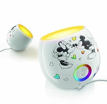 Livingcolors Lampe Philips Mini ''mickeyamp; Minnie'' xBrCdoeW