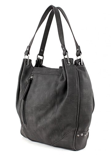 Tamaris Fibi Shopping Bag Black