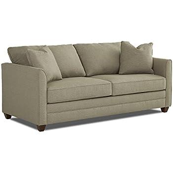 Amazon Com Klaussner Tilly Innerspring Sleeper Sofa