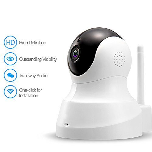 HD IP Camera Wireless Detection product image