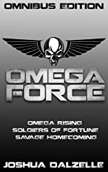Omega Force Series Omnibus (Books 1-3) (English Edition)