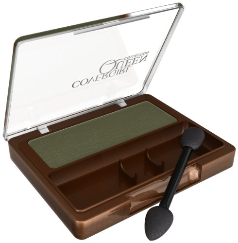 COVERGIRL Queen Collection 1-Kit Eye Shadow Emerald Q140 0.09 Oz, 0.090-Fluid Ounce