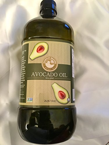 Harvest Brands Non GMO Avocado Cooking, Baking Oil - 2 liter by Harvest Brands