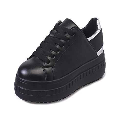 Zapatos de la Dama de la moda/Zapatos de mujer de color sólido/La versión coreana de zapatos para correr/escoge los zapatos/Zapatos del estudiante B