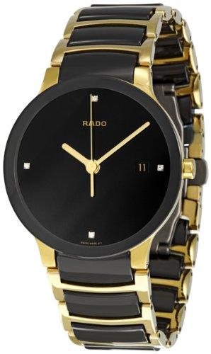 Rado Men's R30929712 Centrix Jubile Gold
