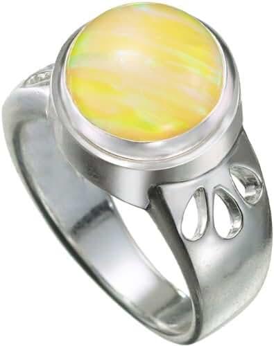 Kameleon Cut Out Petal design Ring KR15-5 (JewelPops Sold Separately)