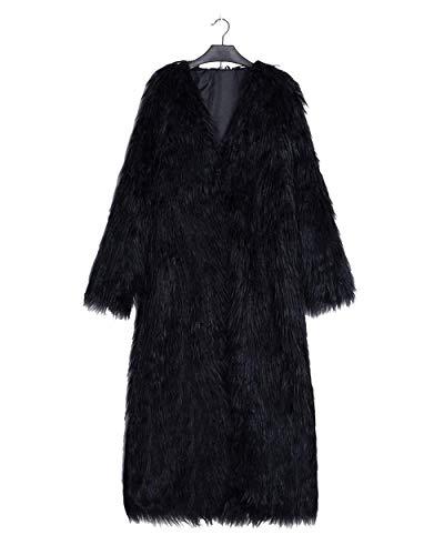Outwear Fur Coat Fur Fashion Winter Warm Coat Schwarz Coat Huixin Long Jacket Parka Jacket Men's Coat Jacket Winter Thick Apparel Ewnv4z5qx