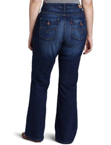 1343b711a2d0d Levi s Women s Plus-Size 580 Bootcut Jean (20 LONG