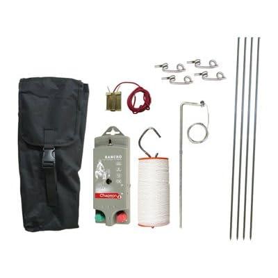 Kit clôture électrique pour randonnée