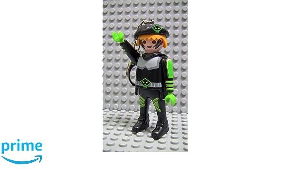 Playmobil [llavero] mejor agente: Amazon.es: Juguetes y juegos