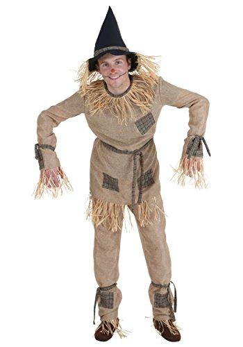 [Fun Costumes Classic Scarecrow Costume Medium] (Male Scarecrow Costume)