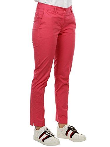 Cotone Ts8213 Twin Pantaloni set In Fuchsia Misto BwXXRIq