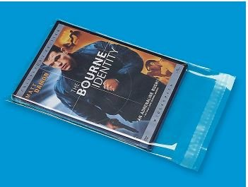 1.5 Mil 6 x 9 inch S-8522 100 Uline Resealable Polypropylene Bags