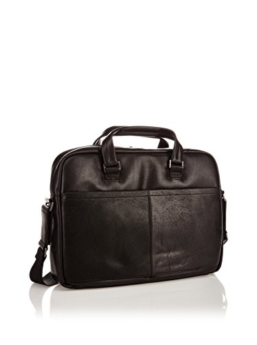 BREE Milano 1 Attaché case en noir