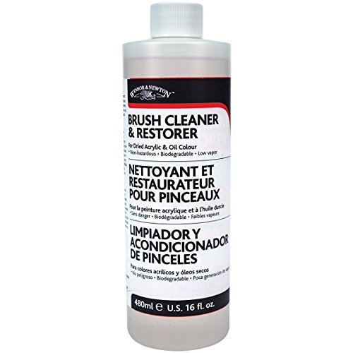 Winsor Newton Brush Cleaner Restorer