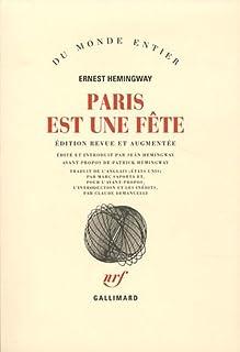 Paris est une fête, Hemingway, Ernest