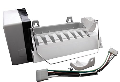 Supco 8 Cube Ice Maker Replacement Kit for Whirlpool, Kenmore,...