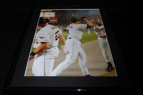 (Cal Ripken 2131 Home Run Framed 11x14 Photo Display Orioles )