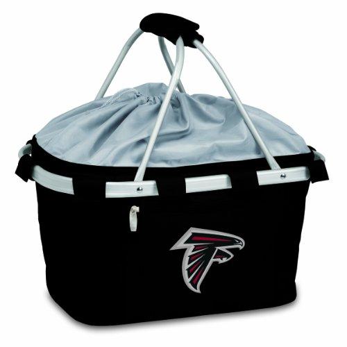 NFL Atlanta Falcons Metro Insulated Basket, Black