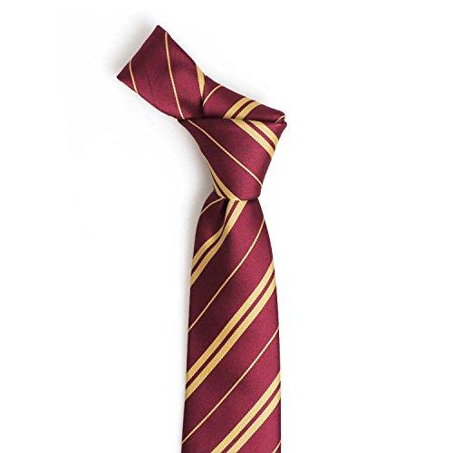 Landisun-Satin-Tie-Gryffindor-Halloween-Costume-For-Kids-5-14-Year-Old
