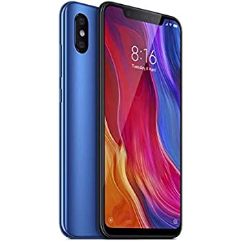 Amazon.com: Xiaomi Mi 8 Pro (128GB, 8GB RAM) with In