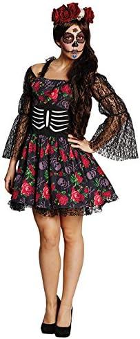 Party Discount Nuevo Disfraz para Mujer, la Catrina, Talla 36 ...
