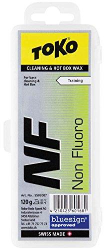 Toko NF Hotbox Ski Wax, Green, 120gm ()