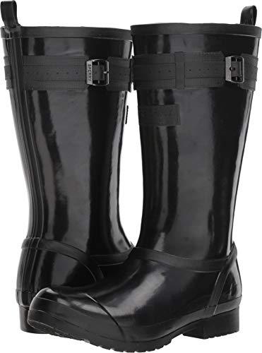 SPERRY Womens Walker Atlantic Outdoor Boots Black 8.5