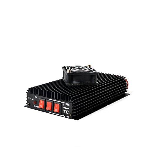 HYS TC-300 HF Transceiver Power Amplifier for FM- AM-CW-SSB Working Mode CB Radio with Radiator