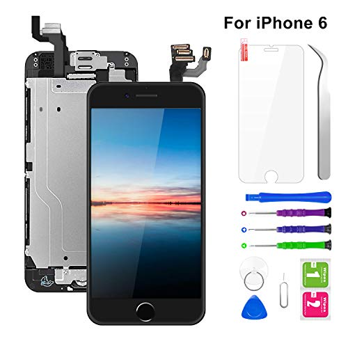 Pre-Assembled Screen Replacement for iPhone 6 4.7