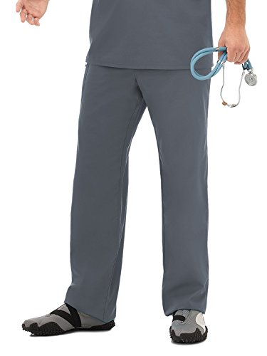 Price comparison product image Trust Your Journey F3 Fundamentals by White Swan Unisex Drawstring Cargo Scrub Pant Large Tall Pewter