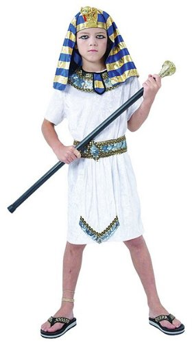 Bristol Novelty DS145 Pharaoh Costume Accessory Kit, One -