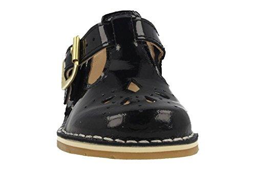 Clarks Zapato 26132107 Yarn Weave Negro Negro