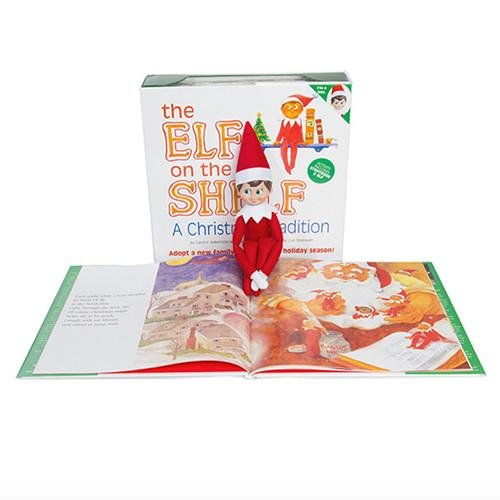 The Elf on the Shelf: A Christmas Tradition by The Elf on the Shelf (Image #2)