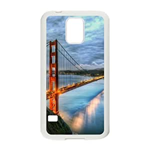 Samsung Galaxy S5 Golden Gate Bridge Design Case Cover,Samsung Galaxy S5 Shell Protector