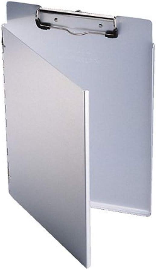 Silver Durable A4 Clipboard