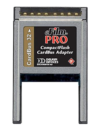 DELKIN EFILM PRO CARDBUS ADAPTER DRIVER FOR WINDOWS 7