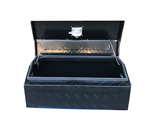 Brait BR302B Aluminum Tool Box for ATV Storage Truck Pickup RV, Black by Brait (Image #2)