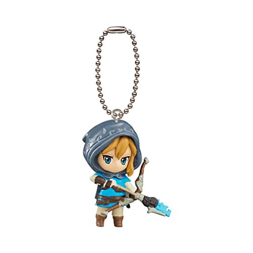 Legend of Zelda Gashapon The Breath of The Wild Mascot : A