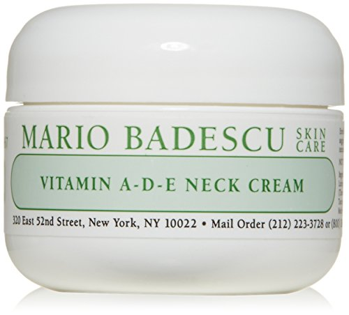 Mario Badescu Vitamin A-D-E Neck Cream, 1 oz.