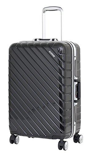 "De tamaño mediano 65 cm maleta Alistair ""infinito"" – Abs Ultra Ligero – 4 Ruedas"