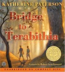 Bridge to Terabithia CD [Audiobook, Unabridged] Publisher: HarperCollins; Unabridged edition