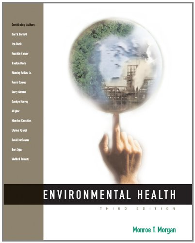 Environmental Health by Brooks Cole