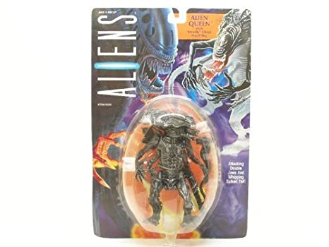 "Collectibles Strong-Willed 1992 Kenner Aliens Action Figure Alien Queen With Deadly ""chest-hatchling"" Science Fiction & Horror"